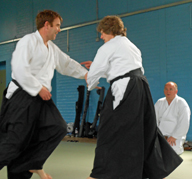 Martial Arts Reading: Teaching                                     Aikido